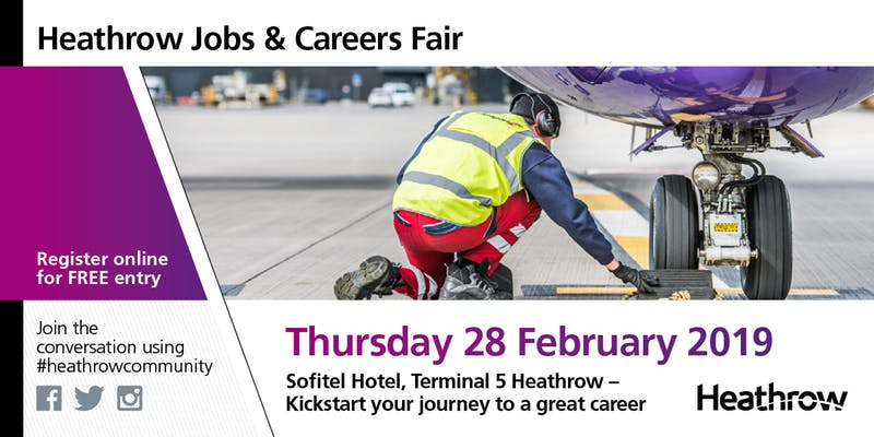 Heathrow Jobs fair
